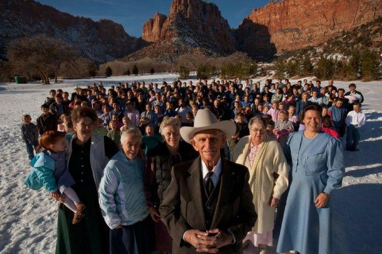 Bukan 2 atau 3 Istri Lagi, Ini 5 Keluarga Poligami Terbesar di Dunia