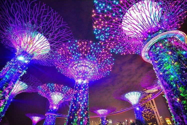 Pertama Kali ke Singapura? Menginaplah di Salah Satu 5 Kawasan Ini!