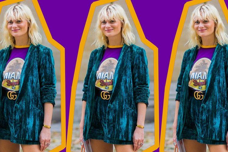 #PopbelaOOTD: Rahasia Tampil Mewah dengan Velvet