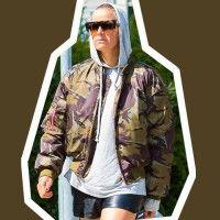 #PopbelaOOTD: Lebih Bold dengan Motif Camouflage