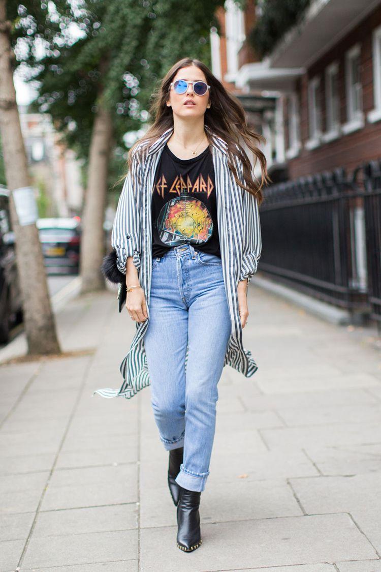 Biar Makin Keren, Ini 5 Cara Baru Pakai Jeans