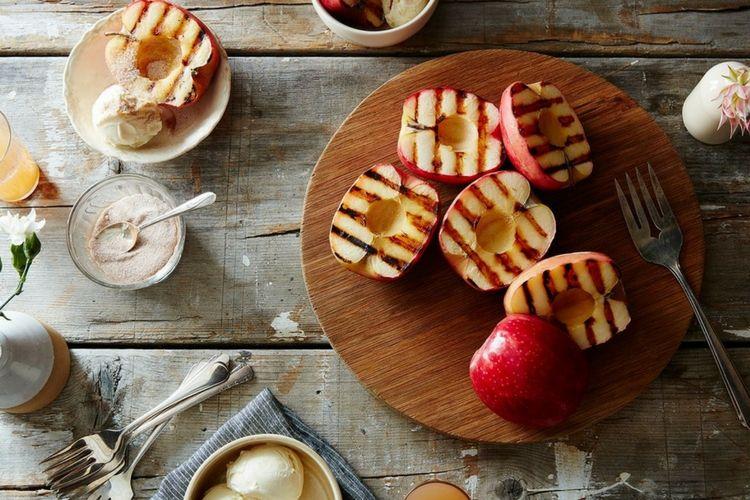Tips dan Cara Menghilangkan Bau Mulut Secara Alami - Apel