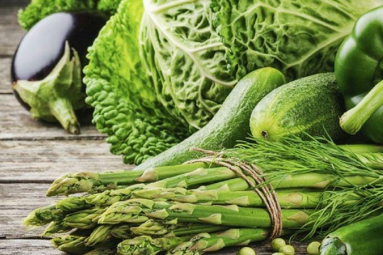 Tips dan Cara Menghilangkan Bau Mulut Secara Alami - Sayuran
