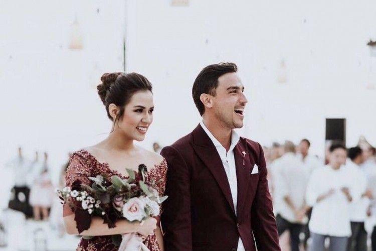 12 Momen Terbaik Pernikahan ke Dua Raisa dan Hamish di Bali!