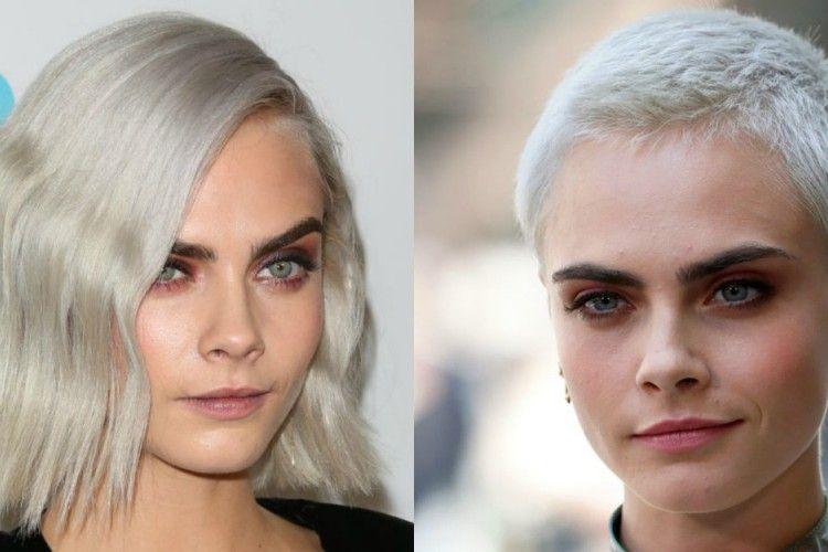 Keren Banget! Ini 9 Transformasi Rambut Seleb Hollywood Di 2017