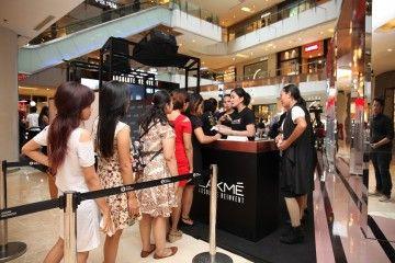 Mario D ke Jakarta, Makeup Enthusiast Heboh di #GlamWeek