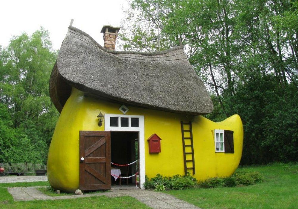 5 Desain Hunian Unik yang Bikin Kamu Betah Tinggal di Rumah