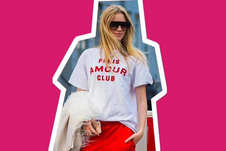 #PopbelaOOTD: Wajib Punya! T-shirt Slogan yang Kekinian