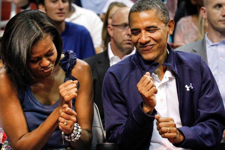 Obama Datang! Begini Reaksi Para Murid di Hari Pertama Sekolah