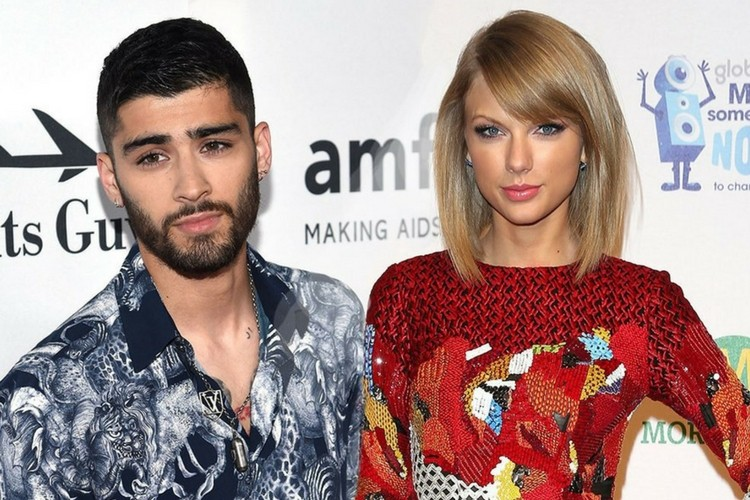 Psst... Inilah Pesan Zayn Malik untuk Haters Taylor Swift