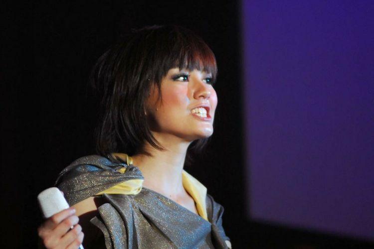 Transformasi Agnez Mo dari Penyanyi Cilik Hingga Jadi Penyanyi Mendunia