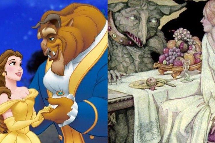 Ngeri! Terungkap 10 Cerita Kelam di Balik Dongeng Disney