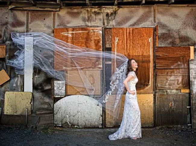 14 Foto Pernikahan Unik Karya Fotografer Terbaik Dunia