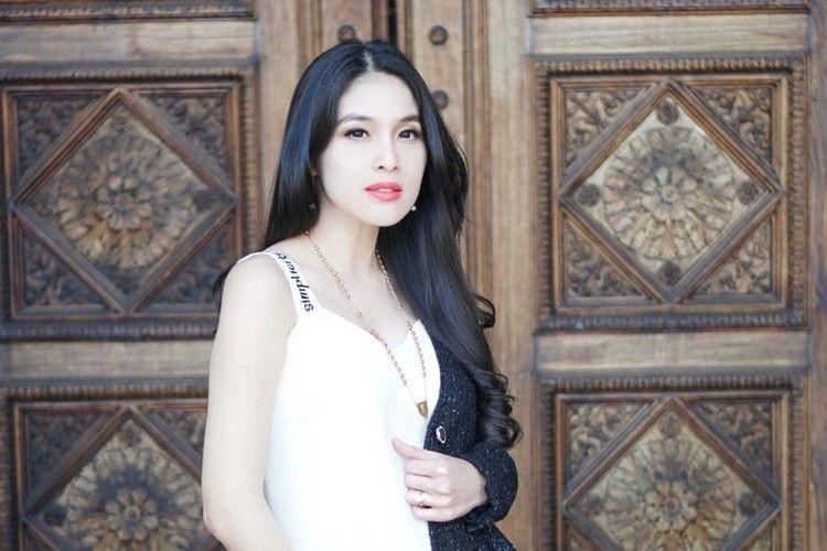 Tampil Modis Saat Hamil, Ini 3 Tips dari Sandra  Dewi