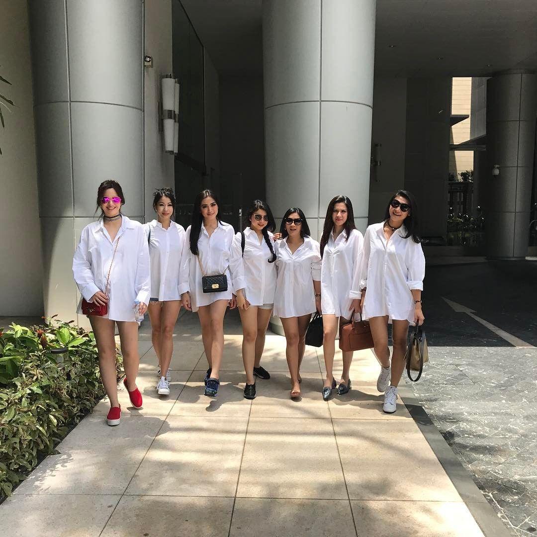 Nggak Sekedar Arisan, Ini Bukti Kekompakan Girl Squad