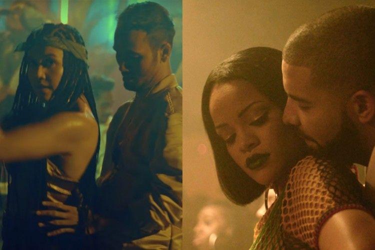 Mirip Video Klip Rihanna dan Beyonce, Denada Tuai Kontrovesi