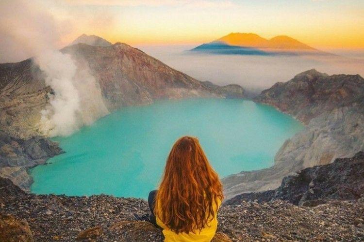 Termasuk Indonesia, Fenomena Blue Fire Hanya Ada 2 di Dunia