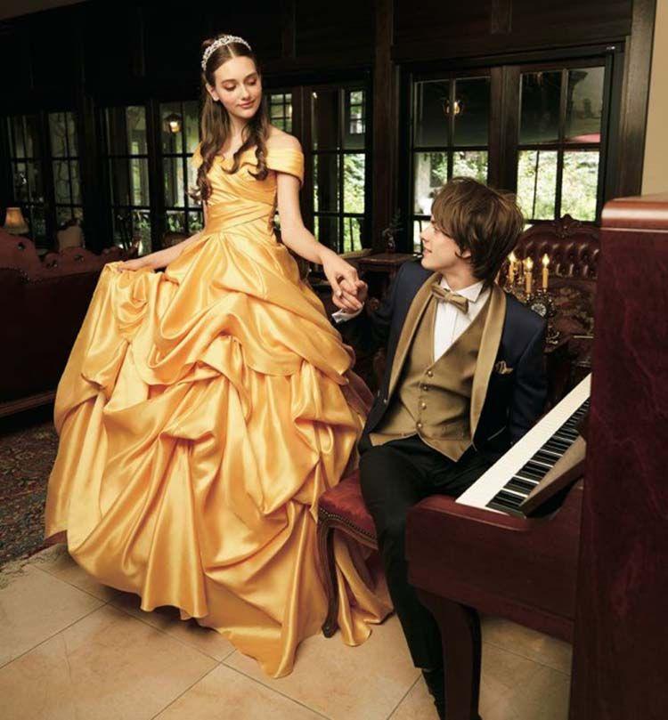 Gaun Pernikahan yang Terinspirasi dari Putri Disney