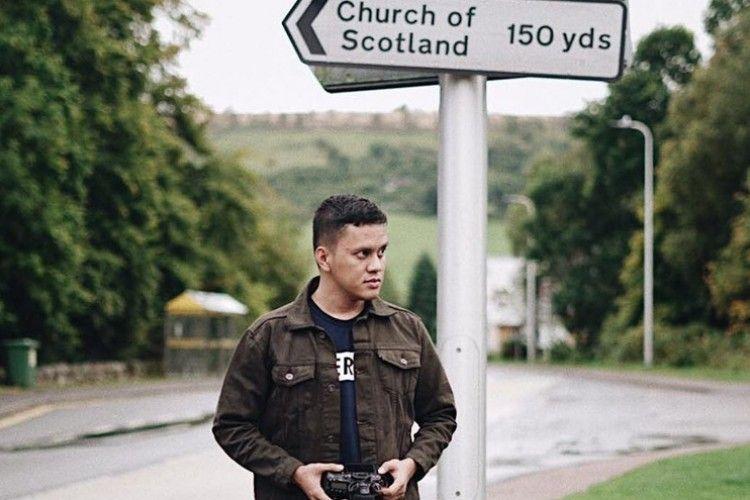 Cara menikmati Travelling Ala Arief Muhammad