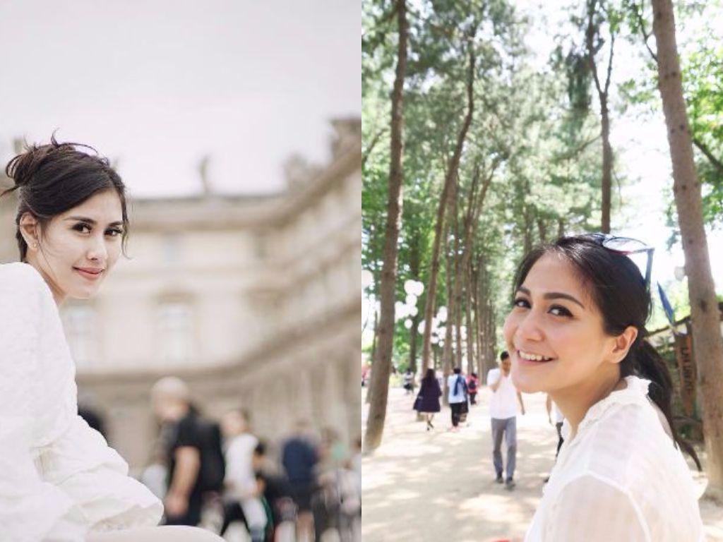 Sama-Sama Cantik, Ini Beda Penampilan Adik Raffi Ahmad dan Adik Nagita Slavina