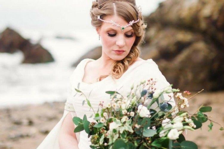 (ISINYA NGGAK NYAMBUNG SAMA SEKALI ) Makeup Tahan Lama dan Gaya Rambut untuk Pernikahan di  Iklim Tropis