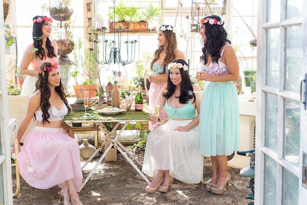 untuk bridesmaids ini fakta bridal shower yang harus kamu baca
