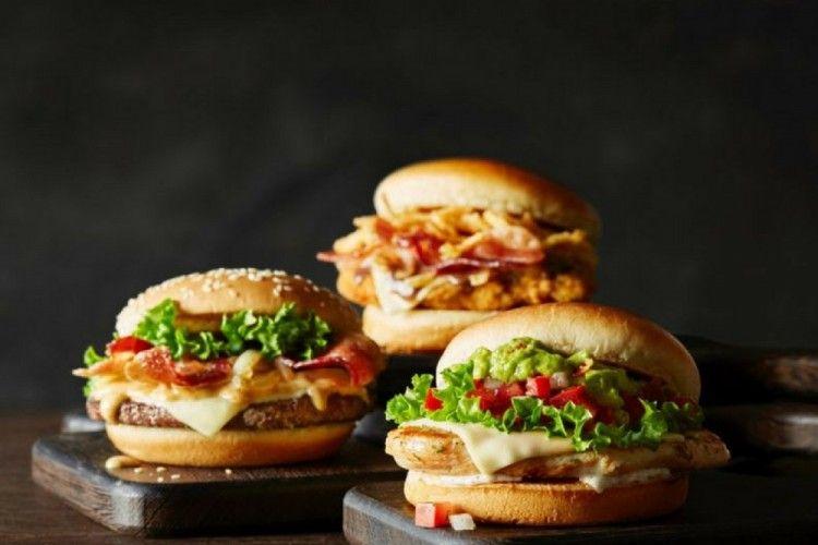 Dukung Hidup Sehat, McDonald Bikin Burger Khusus Vegetarian