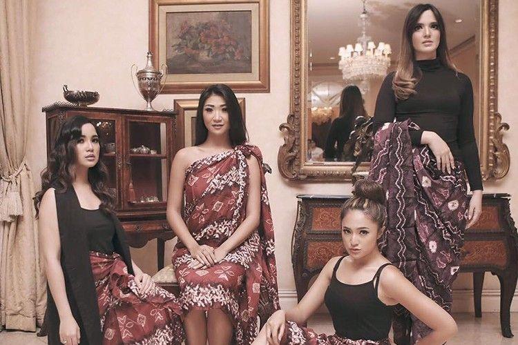 #PopbelaOOTD: Bukti Kalau Girl Squad Bangga Pakai Batik
