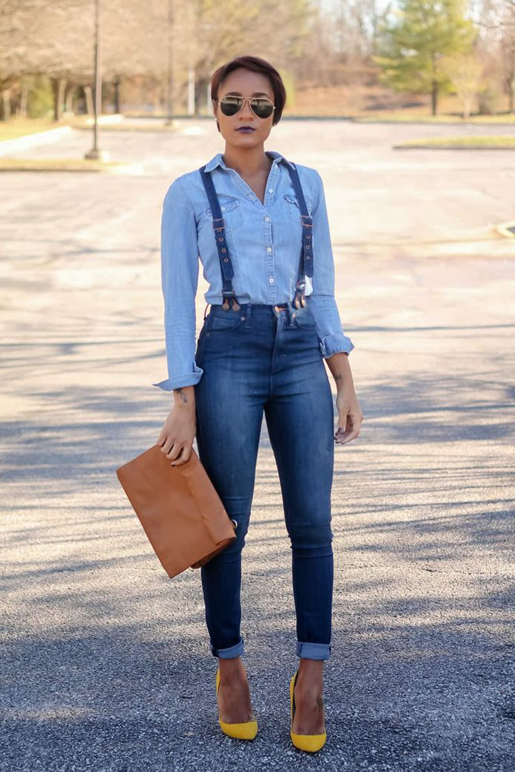 Ini Tips Mix N Match Jeans Supaya Nggak Mati Gaya