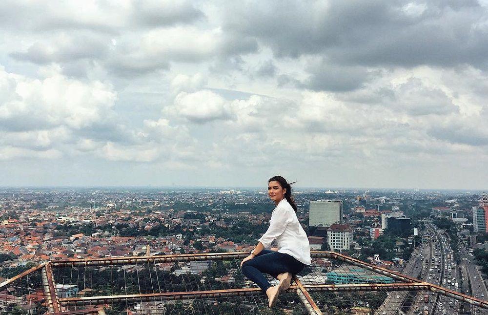 Angela Gilsha, Si Pesinetron yang Ternyata Peduli Lingkungan Banget