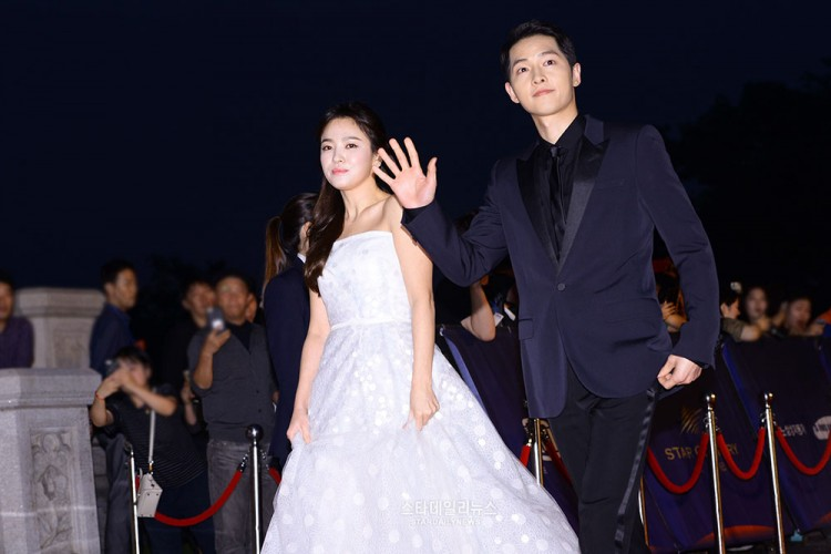 4 Fakta Persiapan Pernikahan Song Joong Ki dan Song Hye Kyo