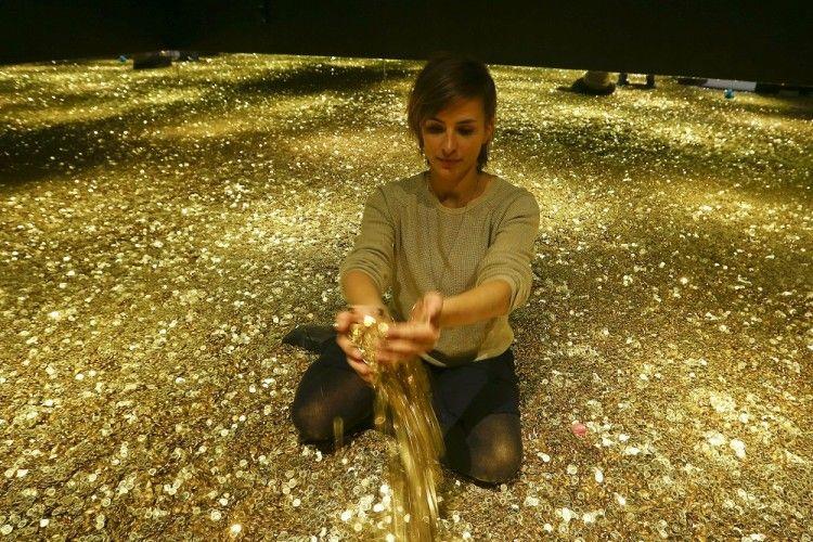 Wow, Tiap Tahun Negara Ini Buang 40 Kg Emas
