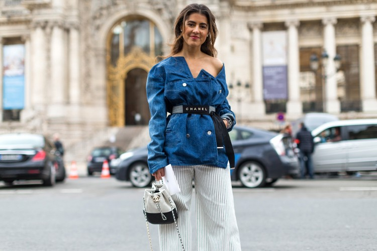 4 Gaya OOTD Fashionable dengan Denim