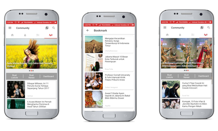 Nggak Perlu Repot, Sekarang Kamu Bisa Menulis di IDN Times via Smartphone