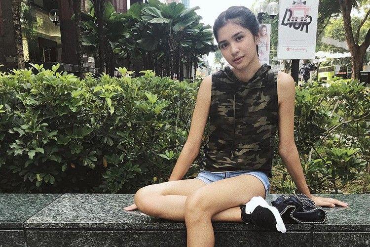 #PopbelaOOTD: Gaya Army Sporty Mikha Tambayong