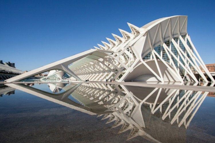 Wow, 5 Arsitektur Dunia Ini Bisa Bikin Kita Tercengang!