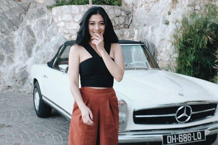 #PopbelaOOTD: Cantik Nyaman A la Naysilla Mirdad