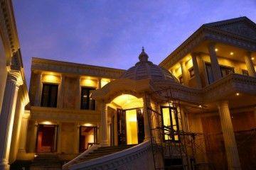 Rumah Mewah Milik Artis, Mana yang Kamu Sukai?