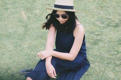 Jessica Mila hingga Maudy Ayunda, Para Artis Cantik Pakai Topi