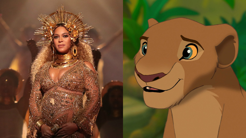 Beyonce Resmi Jadi Pengisi Suara dalam Film The Lion King