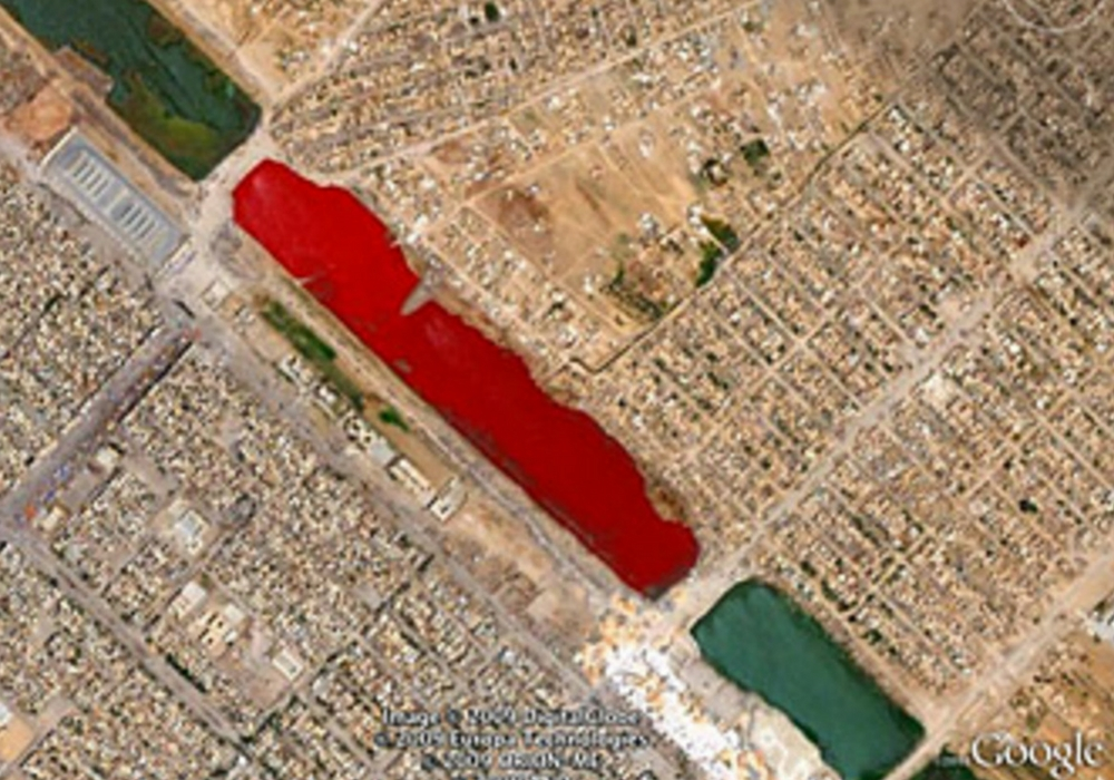 5 Foto Misterius yang Berhasil Tertangkap Oleh Google Earth
