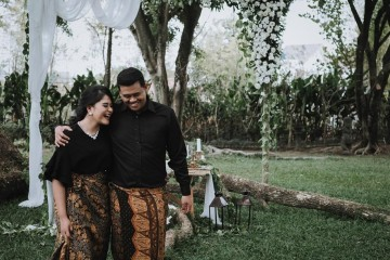 4 Pesan Penting dari Pernikahan Kahiyang Ayu dan Bobby Nasution