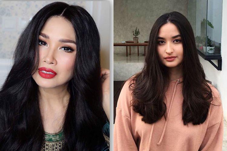 Sama-sama Cantik, Ini Perbedaan Gaya Makeup Artis Ibu dan Anak