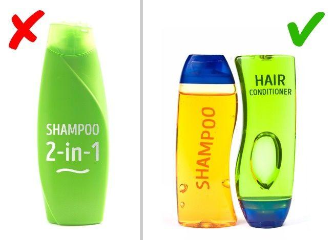 Shampoo - Cara Mengatasi dan menghilangkan ketombe secara alami
