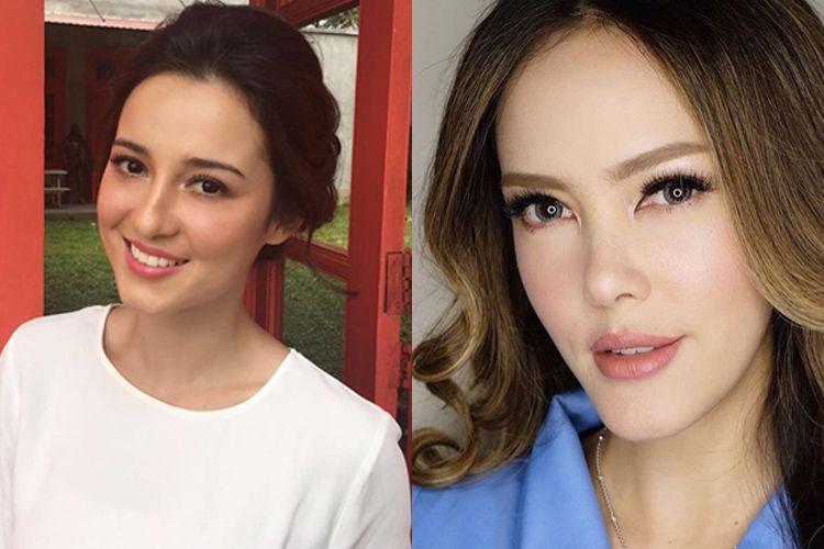 Cantik! Ini 6 Pasang Kakak Adik dengan Gaya Makeup yang Kompak