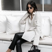 Padu-padan Warna Hitam dan Putih untuk Gaya yang Elegan