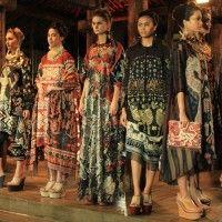 Humba Hammu: Couture Tenun Sumba Karya Terbaru Biyan