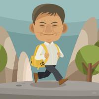 Rahasia Menjalani Hidup yang Bermakna ala Jack Ma