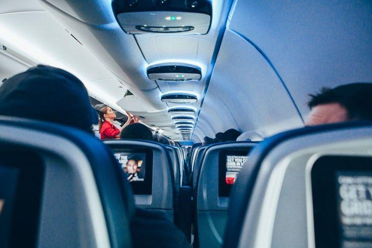 Ternyata Ini Lho Posisi Kursi di Pesawat Supaya Dapat Pelayanan Terbaik