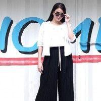 Contek 5 Tips Mix n Match Memakai Atasan Putih Dari Alice Norin Yuk!